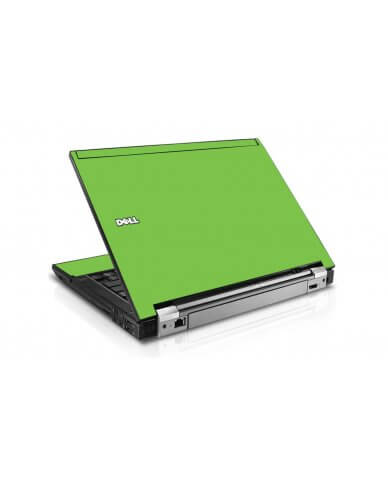 Green Dell E6510 Laptop Skin