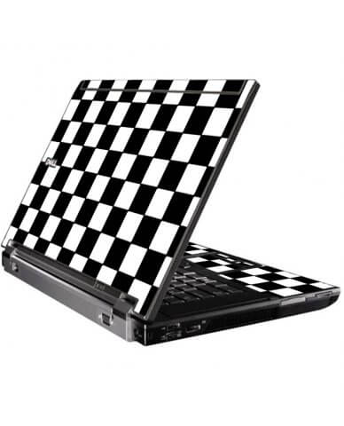 Checkered Dell M4500 Laptop Skin