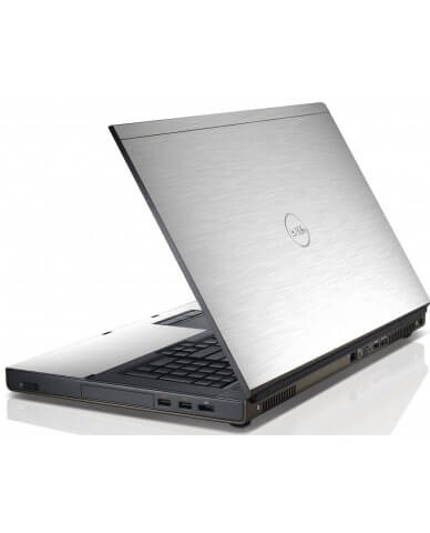 Mts #1 Textured Aluminum Dell M4600 Laptop Skin