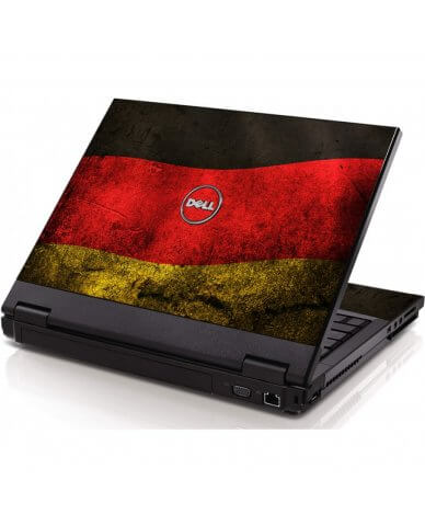 German Flag Dell 1520 Laptop Skin