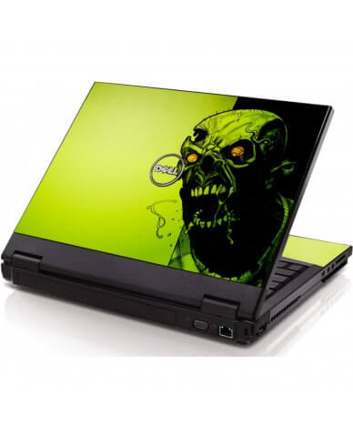 Zombie Face Dell 1520 Laptop Skin