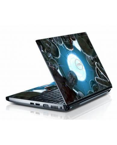 Zombie Horde Dell 3500 Laptop Skin