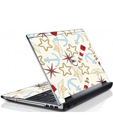 Nautical Lighthouse Dell V3550 Laptop Skin