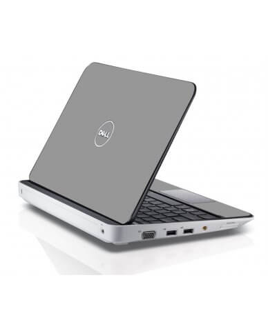 GREY SILVER Dell Inspiron Mini 10 1012 Skin