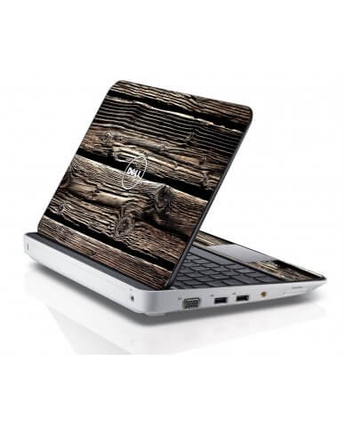 WOOD Dell Inspiron Mini 10 1012 Skin