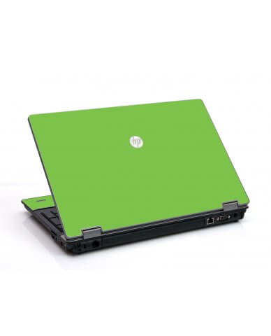 Green HP ProBook 6455B Laptop Skin