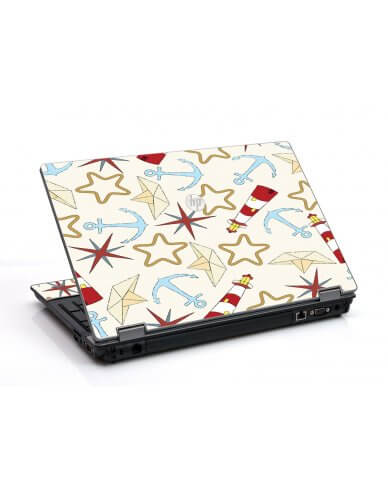 Nautical Lighthouse HP ProBook 6455B Laptop Skin
