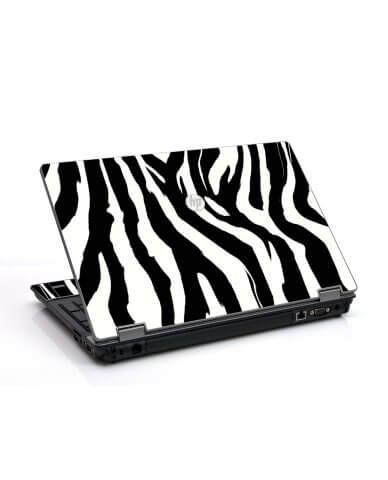Zebra HP ProBook 6455B Laptop Skin
