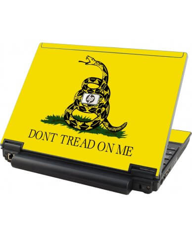 Dont Tread On Me HP Compaq 2510P Laptop Skin