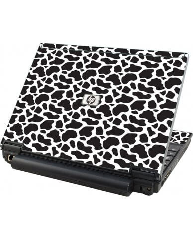 Black Giraffe HP Elitebook 2530P Laptop Skin
