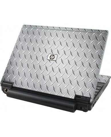 Diamond Plate HP Elitebook 2530P Laptop Skin