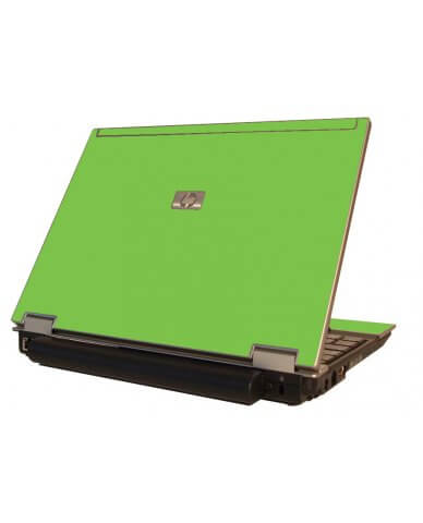 Green HP Elitebook 2530P Laptop Skin
