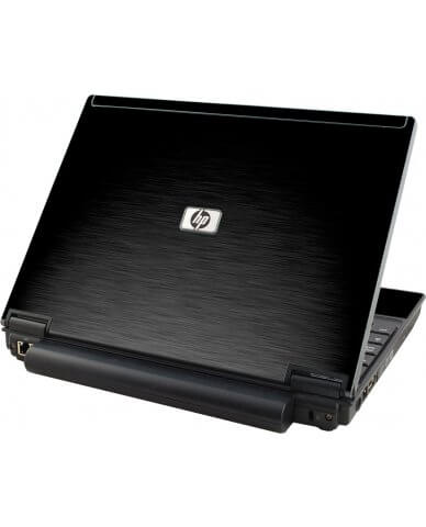 Mts Black HP Elitebook 2530P Laptop Skin
