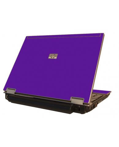 Purple HP Elitebook 2530P Laptop Skin