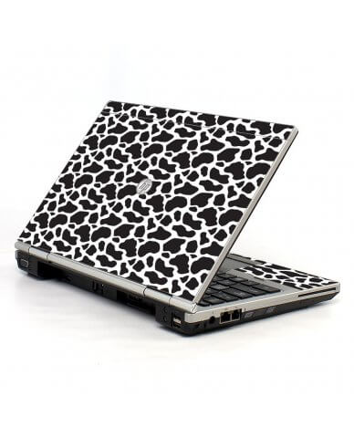 Black Giraffe HP EliteBook 2560P Laptop Skin