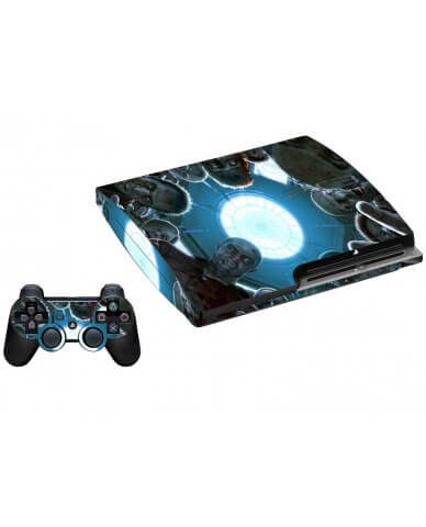 ZOMBIE HORDE PLAYSTATION 3 GAME CONSOLE SKIN