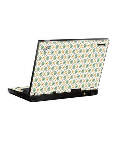 Argyle IBM R500 Laptop Skin