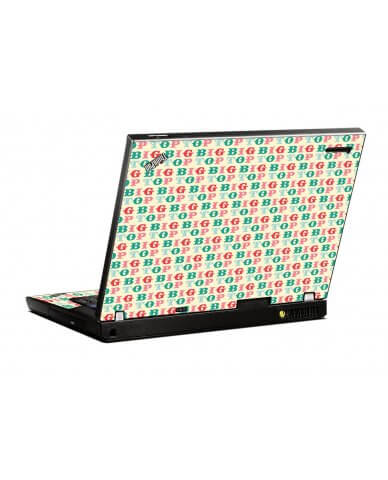 Bigtop IBM R500 Laptop Skin