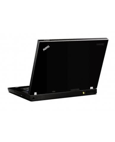 Black IBM R500 Laptop Skin