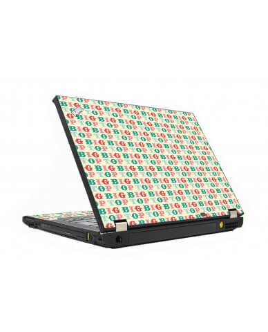 Bigtop IBM T410 Laptop Skin