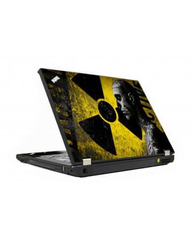 Biohazard Zombie IBM T410 Laptop Skin