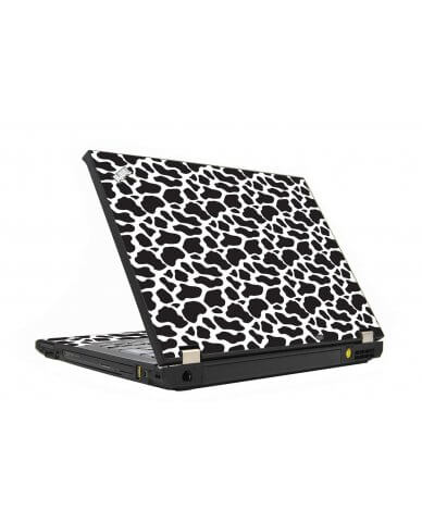 Black Giraffe IBM T410 Laptop Skin