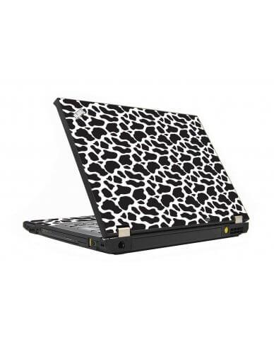 Black Giraffe IBM T410 Laptop Skin