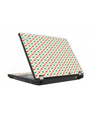 Bubblegum Circus IBM T410 Laptop Skin