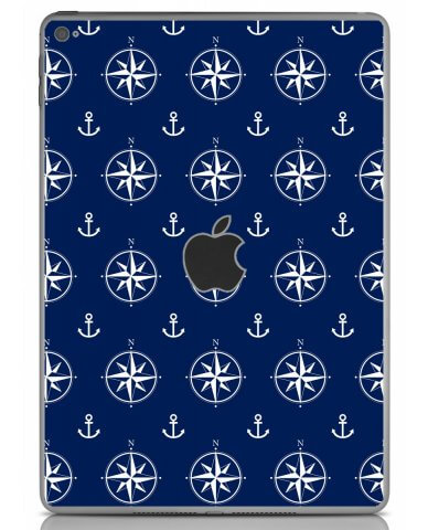 NAUTICAL ANCHORS Apple iPad Air 2 A1566 SKIN