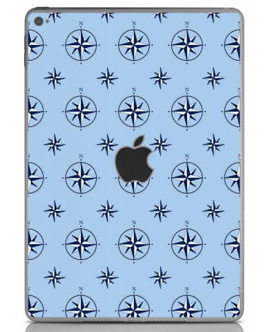 NAUTICAL BLUE Apple iPad Air 2 A1566 SKIN