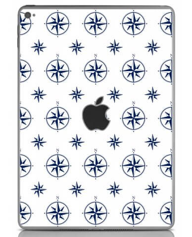 NAUTICAL Apple iPad Air 2 A1566 SKIN
