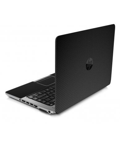 BLACK TEXTURED CARBON FIBER HP ProBook 850 G1 Skin