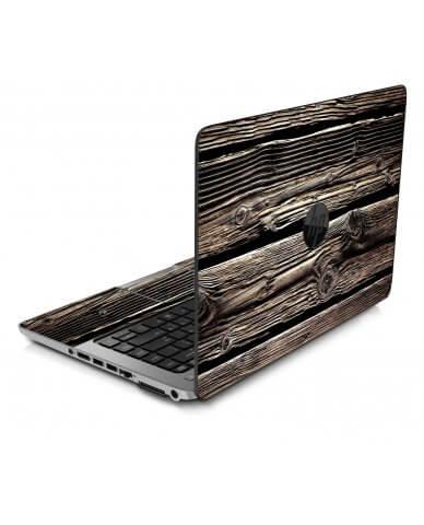 WOOD HP ProBook 850 G1 Skin